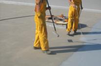 Гидроизоляция ремонт бетонных крыш