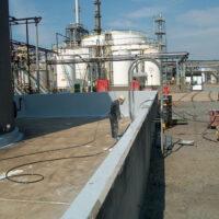 Гидроизоляция, ремонт фундаментов