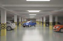 Полы для паркингов и автосервисов